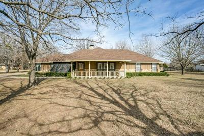 Terrell Single Family Home For Sale: 1529 Meadow Way