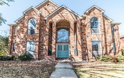 Allen Single Family Home Active Option Contract: 805 Cottonwood Drive
