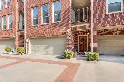 Dallas County Townhouse For Sale: 2619 Colby Street #C