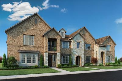 Flower Mound Townhouse For Sale: 1254 Casselberry Drive