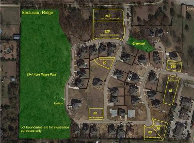Arlington Residential Lots & Land For Sale: 7302 Seclusion Ridge Drive