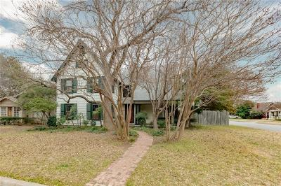 Fort Worth Single Family Home For Sale: 719 Westview Avenue