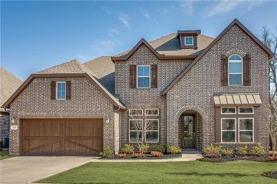 Keller Single Family Home For Sale: 545 Still Meadow Drive