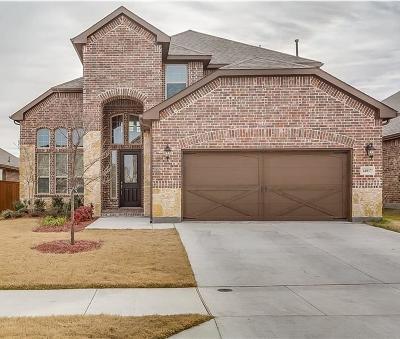 Aledo Single Family Home For Sale: 14817 Star Creek Drive