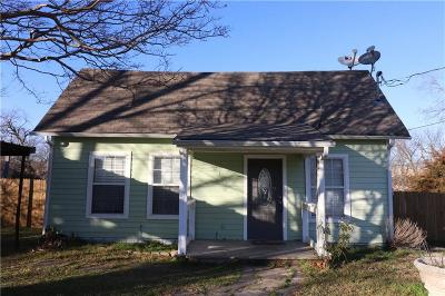Whitewright Single Family Home For Sale: 314 W Elm Street