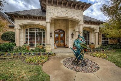 Mesquite Single Family Home For Sale: 618 Creekbend Drive
