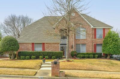 North Richland Hills Single Family Home For Sale: 8625 Shadybrooke Drive