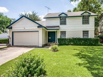 Richardson Single Family Home For Sale: 1421 Dumont Drive