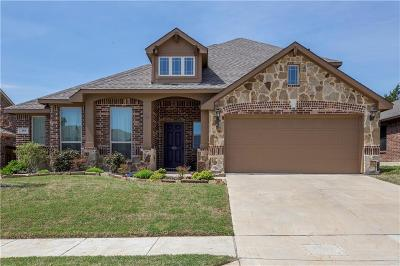 Lavon Single Family Home Active Contingent: 255 Orbit Drive