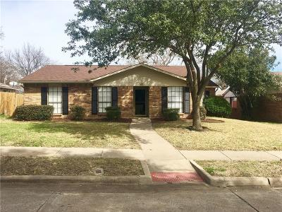 Mesquite Single Family Home For Sale: 513 Via Altos