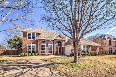 Flower Mound Single Family Home For Sale: 5608 Frost Lane
