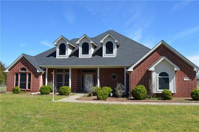 Haslet Single Family Home Active Contingent: 14316 Santa Fe Court