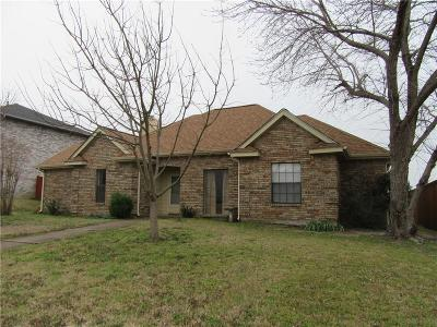 Wylie Single Family Home For Sale: 1209 Surrey Circle