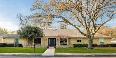 Single Family Home For Sale: 4358 Willow Lane