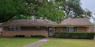 Sherman Single Family Home For Sale: 1504 W Shields Drive
