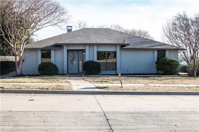 The Colony Single Family Home For Sale: 4712 Strickland Avenue
