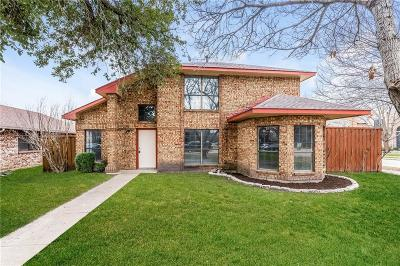 Rowlett Single Family Home For Sale: 3918 Smartt Street