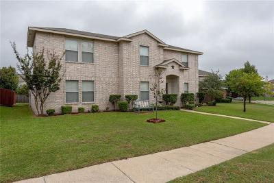 Rockwall Single Family Home For Sale: 1526 Stewart Drive