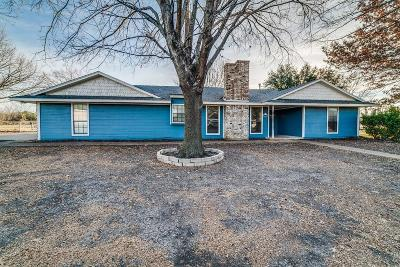Red Oak Single Family Home Active Option Contract: 308 Chad Lane