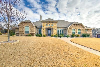 Weatherford Single Family Home Active Option Contract: 910 Crown Valley Drive