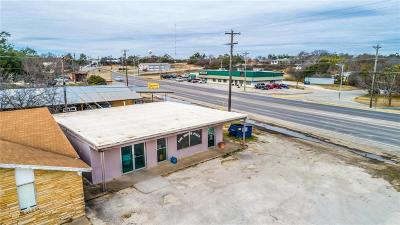 Weatherford Commercial For Sale: 1241 Mineral Wells Highway
