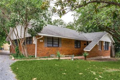 Dallas County Single Family Home For Sale: 7003 Irongate Lane