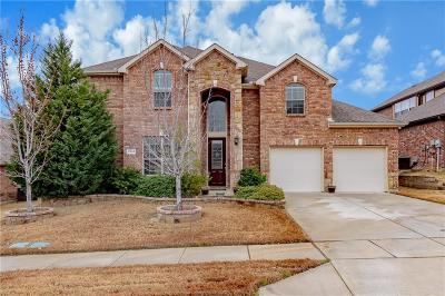 Fort Worth Single Family Home Active Option Contract: 2948 Softwood Circle