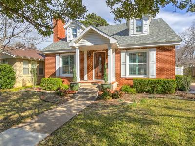 Single Family Home For Sale: 2537 Shirley Avenue
