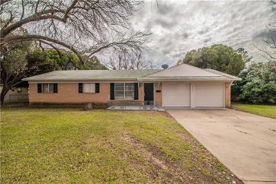 North Richland Hills Single Family Home Active Option Contract: 7712 Noreast Drive