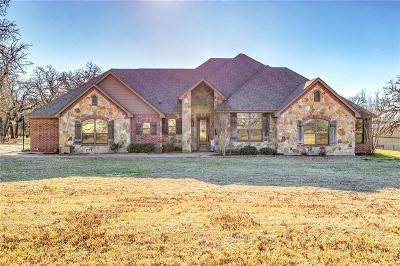 Granbury Single Family Home For Sale: 6118 Temple Oaks Court