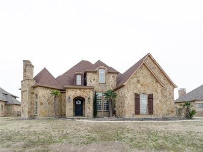 Fort Worth Single Family Home Active Contingent: 6001 Lakeside Drive