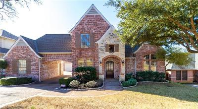 Colleyville Single Family Home For Sale: 4705 Lakewood Drive