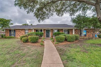 The Colony Single Family Home For Sale: 4901 Hackney Lane