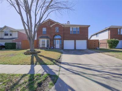 Rowlett Single Family Home Active Option Contract: 6109 Iris Drive