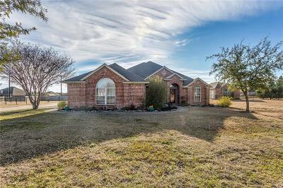 Aledo Single Family Home Active Option Contract: 164 Lakeview Drive