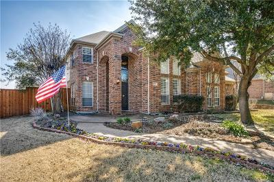 Garland Single Family Home For Sale: 4914 Walton Heath Drive