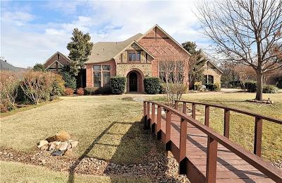 Flower Mound Single Family Home Active Option Contract: 4612 Trotter Lane
