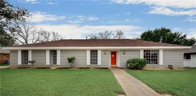 Pantego Single Family Home For Sale: 3402 Peachtree Lane