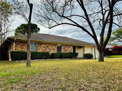 Benbrook Single Family Home For Sale: 4018 Westerly Road