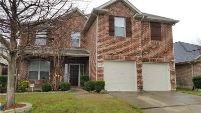 Irving Single Family Home For Sale: 1201 Valley Vista Drive
