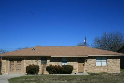 Brownwood Single Family Home For Sale: 4407 Mimosa