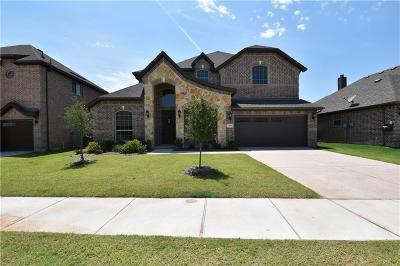 Melissa Single Family Home For Sale: 4105 Magnolia Ridge Drive