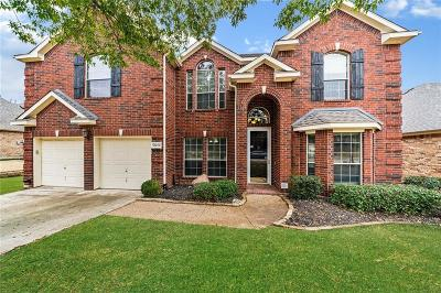 Frisco Single Family Home Active Option Contract: 5634 Blazing Star Road