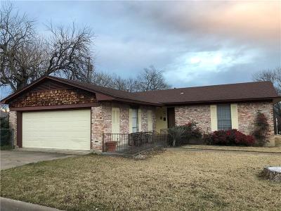 Sherman Single Family Home For Sale: 1101 E Centennial Street