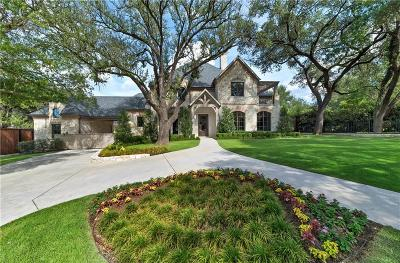 Fort Worth Single Family Home For Sale: 701 Alta Drive