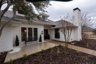 Plano Single Family Home For Sale: 3508 Canoncita Lane