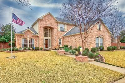 Flower Mound Single Family Home Active Option Contract: 2932 Woodway Drive