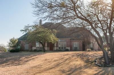 Aledo Single Family Home For Sale: 103 Rockdale Court