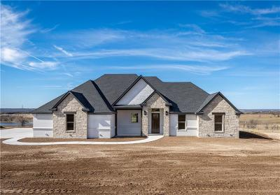 Weatherford Single Family Home Active Option Contract: 4899 Upper Denton Road