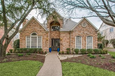 Plano Single Family Home For Sale: 1701 Glen Springs Drive